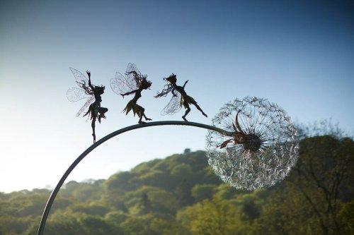 Perfect Wonderland Garden Decoration -The naughty spirits are dancing