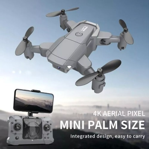 Mini Drone with 4K Camera HD Foldable Drones Quadcopter RC Helicopter Quadrocopter