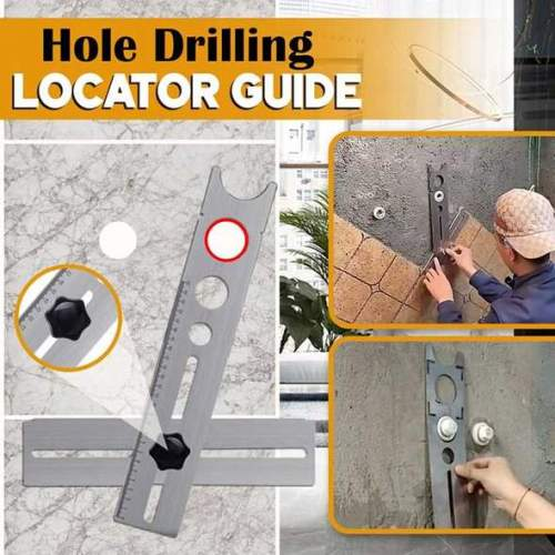 Hole Drilling Locator Guide