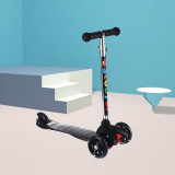 WeSkate Scooters for Kids, Lights Up Scooter for Girls Boys, Adjustable Height, Scooter for Children Ages 3-12
