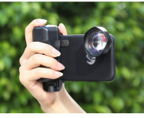 Mobile Phone Camera Grip