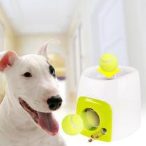 Interactive Automatic Dog Tennis Ball Launcher