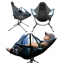 New 2020 Recliner Luxury Camp Chair