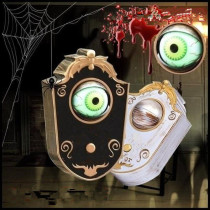 Halloween Haunted Eyeball Doorbell