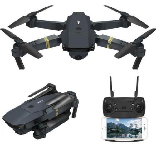 80% Off – Drone X Pro With HD Camera WiFi FPV GPS RC Quadcopter