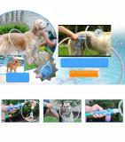 Pet Shower Tool Kit With 360-Degree Ring-Shaped Sprayers