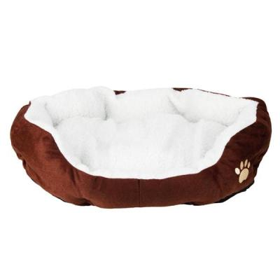 Cotton Pet Warm Waterloo with Pad Coffee S Size