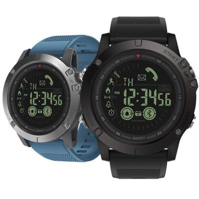 Tactical Military Smartwatch - Compatible With IOS & Android