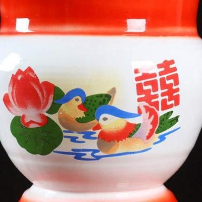 Traditional Chinese Table Decoration in the 1960s