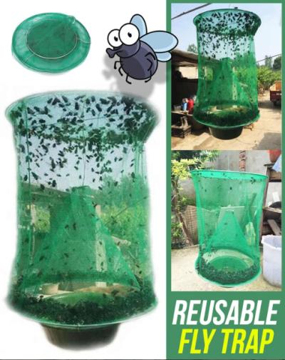 Reusable Ranch Fly Trap