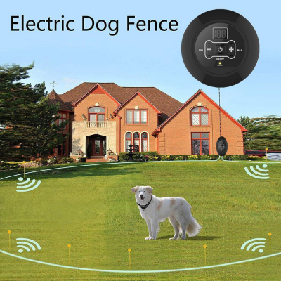 Safe Invisible Wireless Dog Fence