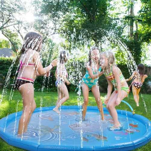 67 Sprinkler For Kids Outdoor Splash Pad For Summer