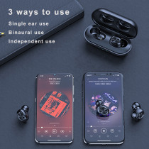 B5 TWS 5.0 BT Mini Wireless Earphone Touch Control Earbuds Sports Headphone B5 tws