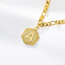 18k Gold Plated Stainless Steel necklace customize name necklace