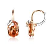 Hot Selling Zircon Butterfly Earrings
