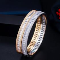 Zircon plating bracelet