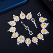 Korean style zircon fashion jewelry bracelet