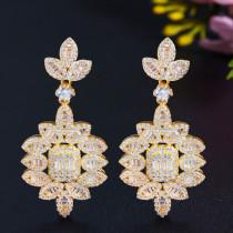 Fashion long earrings jewelry