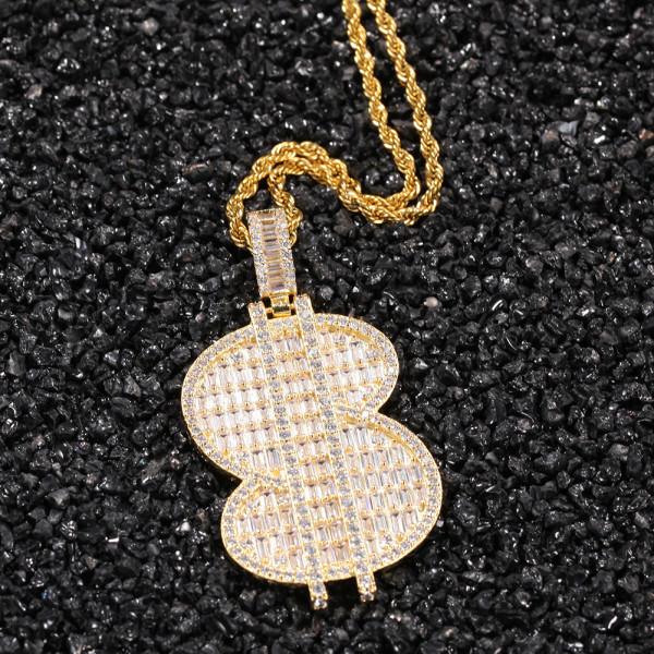 Hip Hop Pendant Necklace