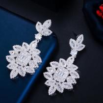 Hot selling zircon earrings