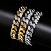 Zircon jewelry bracelet