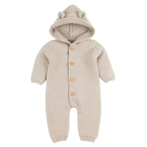 Baby knit Rompers Toddler Sweater