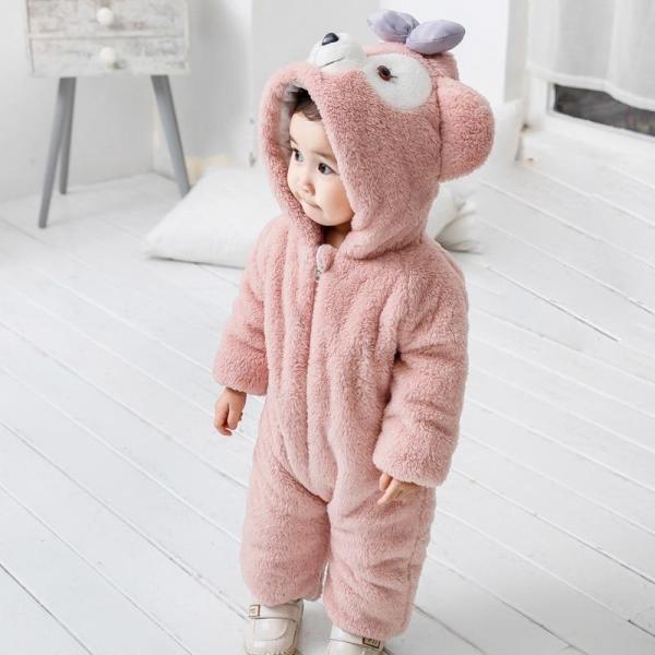 2019 Baby Winter Romper