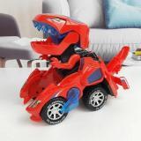 💥HOT SALE💥Transforming Dinosaur LED Car