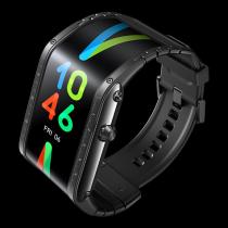 A Futuristic Flexible Display Smartwatch