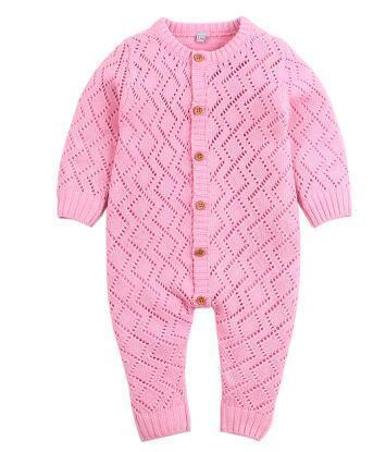 Baby knit Jumpsuits 🔥50%OFF  🔥