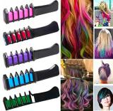 WOw,Beautifying Temporary Hair Dye Comb(6 Colors Only $14.99)