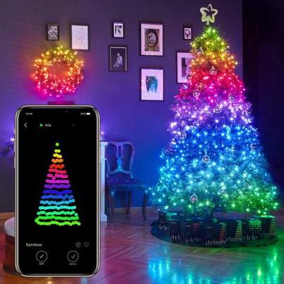 Custom LED string lights(we highly recommend 100 lights!)