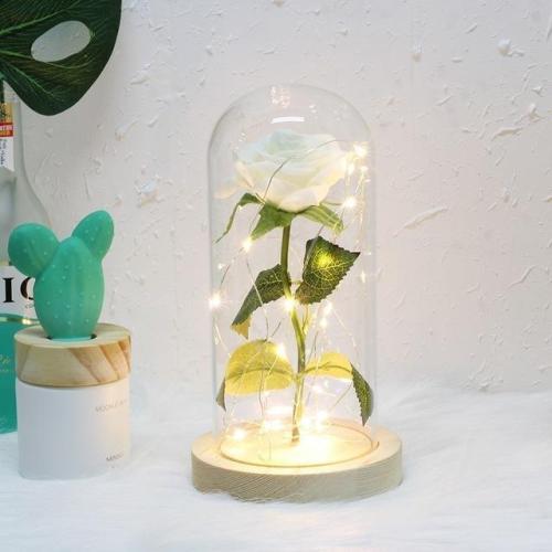 Led Rose Lamp