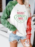 Women's Merry GRinch Mas Print Sweatshirt