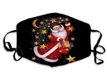2020 Unisex Christmas Festival  Washable Reusable Masks(Buy 1 Get 1 Free)