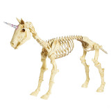 Unicorn Skeleton Halloween Decoration