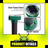 【40%OFF TODAY!!!】Solar Pest Repeller(BUY 2 GET 1 FREE!!!)