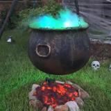 🔥ONLY $19.99 LAST TWO DAYS🔥Luminescent and Smoking Witch's Cauldron-Halloween Flash Sale
