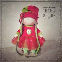 🔥2020 HOT SALE🔥 Christmas Fabric Doll