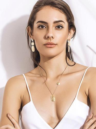 Simple Fashion Long Necklace