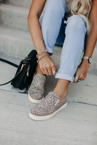 Dream Sneakers - Cheetah
