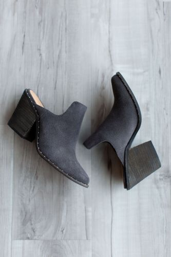 Springfield Mules - Charcoal