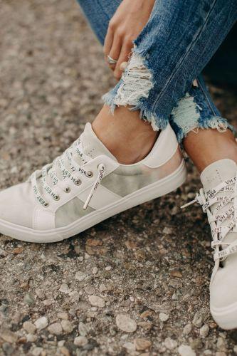 Dina Sneakers - Tie Dye