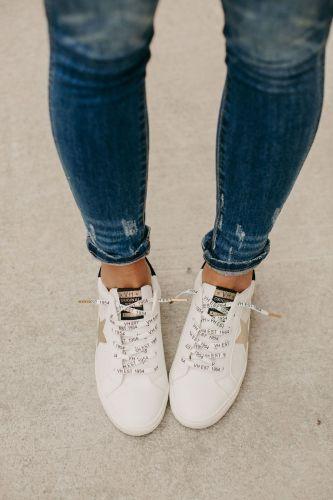 Gadol Sneakers - Gold
