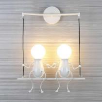 Veendam Funny - Wall Light For Bedroom
