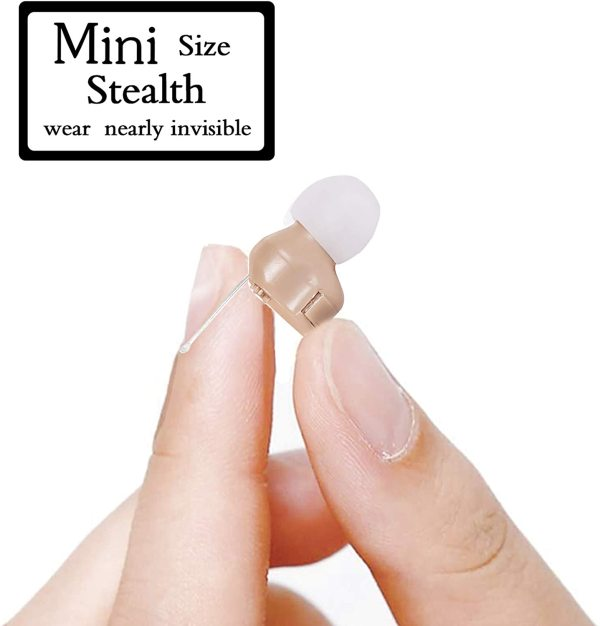 ⏰Limited time offer-ONLY $16.99⏰ Invisible Nano Hearing Aid