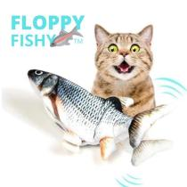 💥The Last Day ONLY $19.99💥Floppy Fishy-Favorite Toy For Pets For Cats(2 pcs)