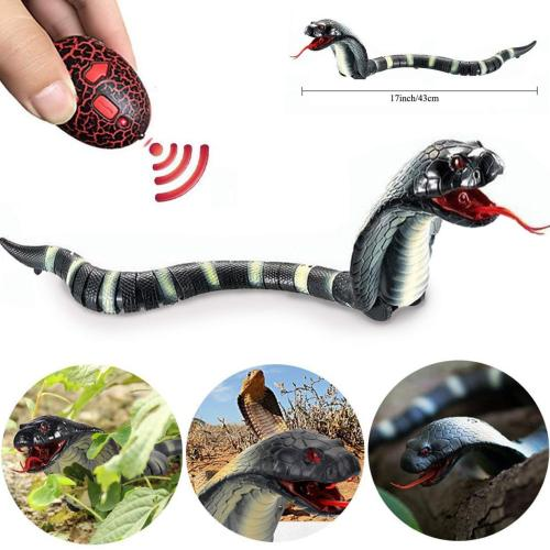 🔥40% OFF🔥Remote Control Snake Toy