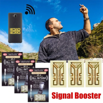 🔥Cell Phone Signal Enhancement Stickers💥-Signal Booster