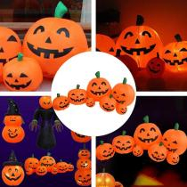 🔥Lowest Price🔥7 PCS halloween shiny pumpkin lanterns